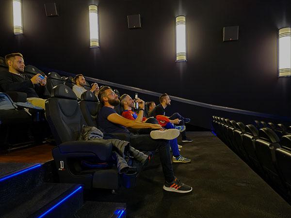 CINEGAMING Zocken im Kino 3